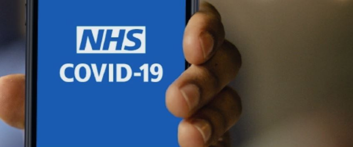 NHS COVID-19 contact tracing app
